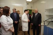 6. Церемония открытия Республиканской детской больницы с реабилитационным центром