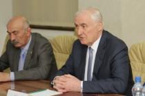 6. Встреча с делегацией Республики Арцах