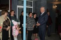 7. Встреча с жителями ул. Целинников г. Цхинвал