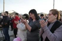 7. Встреча с жителями столичного микрорайона «Текстиль»
