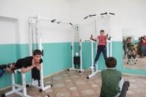 7. Церемония открытия спортивного зала в селе Хвце Дзауского района