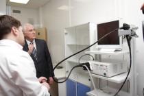 7. Церемония открытия Республиканской детской больницы с реабилитационным центром
