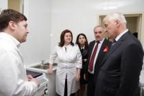 8. Церемония открытия Республиканской детской больницы с реабилитационным центром