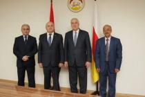 8. Встреча с делегацией Республики Арцах