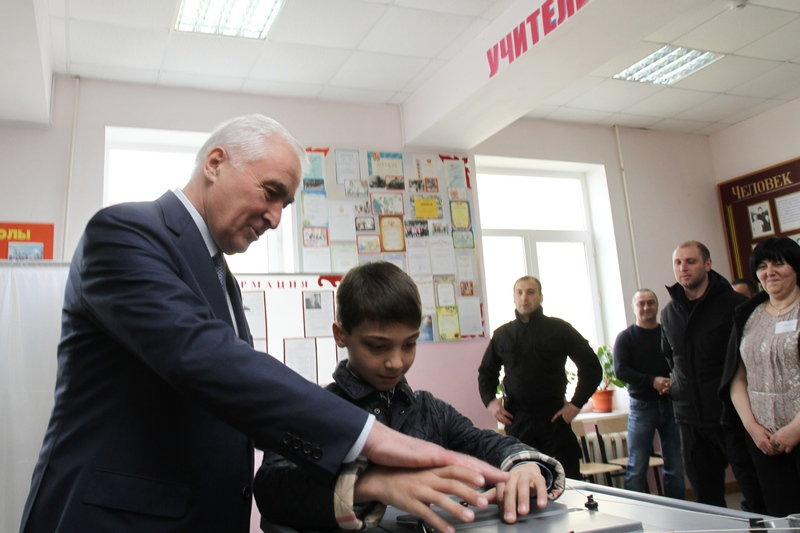 Леонид Тибилов: «Мы должны сказать «да» стабильности, спокойствию и развитию Южной Осетии»
