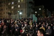 9. Встреча с жителями ул. Целинников г. Цхинвал