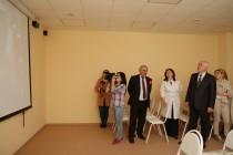 9. Церемония открытия Республиканской детской больницы с реабилитационным центром