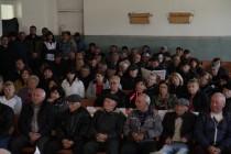9. Рабочая поездка в села Мугут, Дидмуха и Велит Знаурского района (часть I)