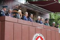 1. Военный парад в честь празднования 72-й годовщины Великой Победы (часть II)