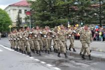2. Военный парад в честь празднования 72-й годовщины Великой Победы (часть II)