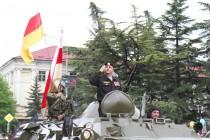 2. Военный парад в честь празднования 72-й годовщины Великой Победы (часть III)