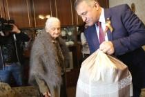 2. Посещение ветеранов Великой Отечественной войны