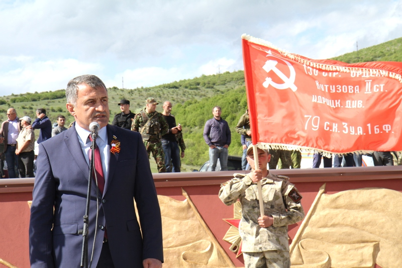 Анатолий Бибилов: «Память о воинах Великой Отечественной войны жива в наших сердцах»