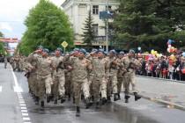 3. Военный парад в честь празднования 72-й годовщины Великой Победы (часть II)