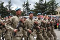 4. Военный парад в честь празднования 72-й годовщины Великой Победы (часть II)