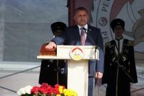 5. Церемония инаугурации избранного Президента Республики Южная Осетия – Государства Алания Анатолия Бибилова (часть I)