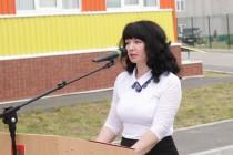 5. Анатолий Бибилов поздравил российских военнослужащих с открытием детского сада
