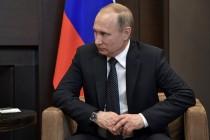 5. Встреча с Президентом Российской Федерации Владимиром Путиным