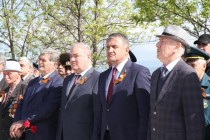 5. Церемония открытия Мемориального комплекса павшим жителям с. Прис Цхинвальского района