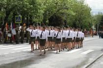 5. Военный парад в честь празднования 72-й годовщины Великой Победы (часть II)