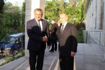6. Встреча с Президентом Российской Федерации Владимиром Путиным