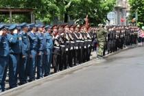 6. Военный парад в честь празднования 72-й годовщины Великой Победы (часть I)