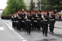 6. Военный парад в честь празднования 72-й годовщины Великой Победы (часть II)