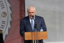 8. Церемония инаугурации избранного Президента Республики Южная Осетия – Государства Алания Анатолия Бибилова (часть I)