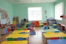 8. Анатолий Бибилов поздравил российских военнослужащих с открытием детского сада