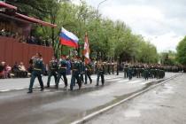 8. Военный парад в честь празднования 72-й годовщины Великой Победы (часть II)