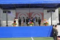 9. Церемония инаугурации избранного Президента Республики Южная Осетия – Государства Алания Анатолия Бибилова (часть I)