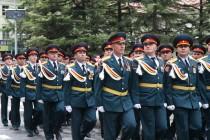 9. Военный парад в честь празднования 72-й годовщины Великой Победы (часть I)