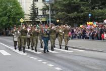 9. Военный парад в честь празднования 72-й годовщины Великой Победы (часть II)