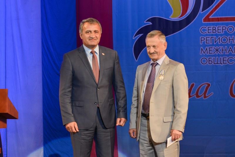 Анатолий Бибилов: «Наша Осетия» вносит большой вклад в формирование гармоничной модели межнациональных отношений»