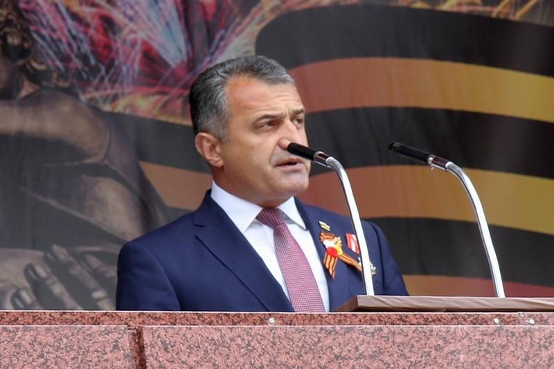 Анатолий Бибилов: «Южная Осетия внесла достойный вклад в победу над общим врагом»