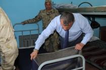 1. Посещение военного полигона Министерства обороны (часть II)