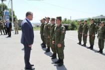 2. Посещение военного полигона Министерства обороны (часть I)
