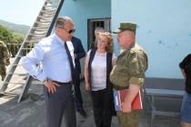 2. Посещение военного полигона Министерства обороны (часть II)