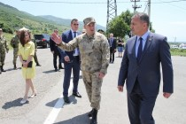 3. Посещение военного полигона Министерства обороны (часть I)