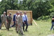 4. Посещение военного полигона Министерства обороны (часть II)