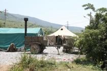 5. Посещение военного полигона Министерства обороны (часть I)