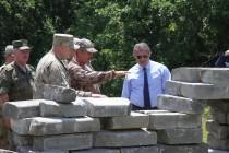 5. Посещение военного полигона Министерства обороны (часть II)