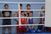 5. Открытие боксерского зала в стенах Детско-юношеской спортивной школы г. Цхинвал