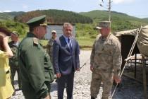 6. Посещение военного полигона Министерства обороны (часть I)