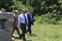 6. Посещение военного полигона Министерства обороны (часть II)