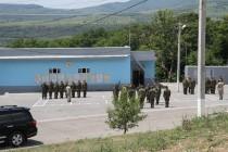 7. Посещение военного полигона Министерства обороны (часть I)