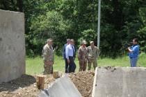 7. Посещение военного полигона Министерства обороны (часть II)