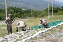 8. Посещение военного полигона Министерства обороны (часть I)