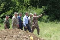 8. Посещение военного полигона Министерства обороны (часть II)