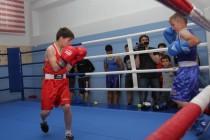 8. Открытие боксерского зала в стенах Детско-юношеской спортивной школы г. Цхинвал